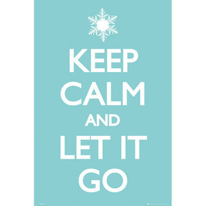 GN0808 Keep Calm and Let it Go