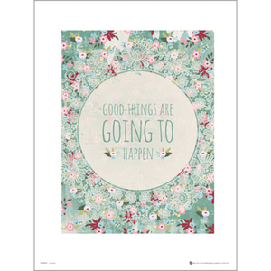 PDH01441 Vintage Good Things (40x50cm)