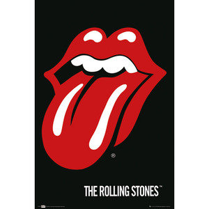 LP1667 The Rolling Stones Lips (Bravado)