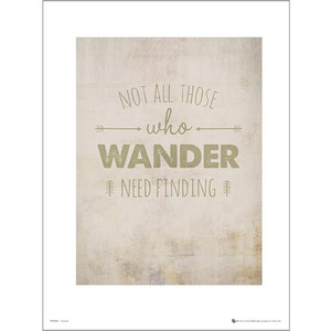 PDH01439 Adventure Wander Finding (40x50)