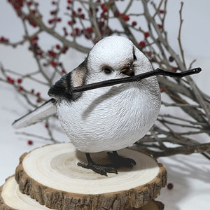 [MAGNET] BIRDIE BILL LONG-TAILED TIT