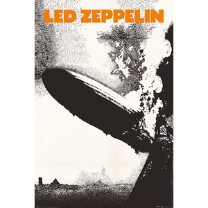 PP34452 Led Zeppelin (Led Zeppelin I) 레드제플린